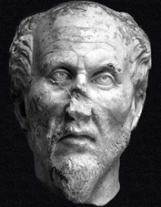 pagan philosopher Plotinus