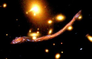 emergin and spreading out galaxies in the Abell 370 cluster