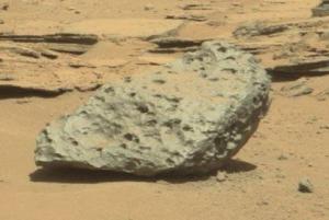 Littleon meteorite Mars