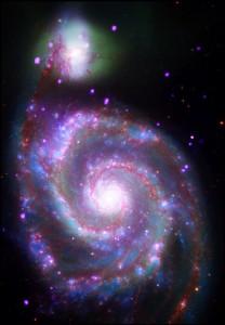 Whirlpool star globs